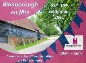 Wanborough Heritage Weekend @ Wanborough